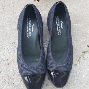 Donald J. Pliner Black Blue Couture Halo Flats 5